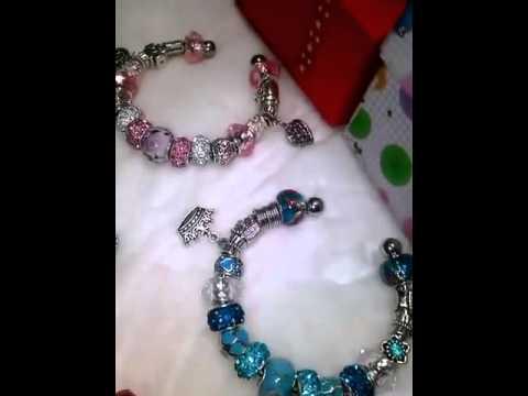 Vòng đeo tay Pandora Charm Jewelry cao cấp giá rẻ tại TP.HCM