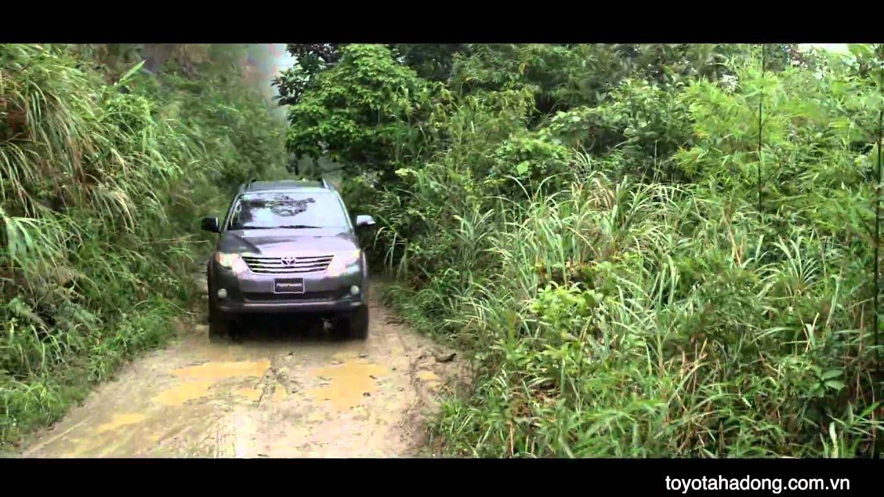 Toyota Fortuner 2013 | Toyota Hà Đông