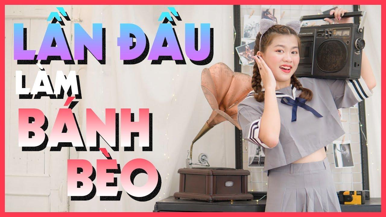 Ngày chủ nhật của Nhi: Lần đầu làm bánh bèo chụp ảnh | Nhi Yến Nguyễn