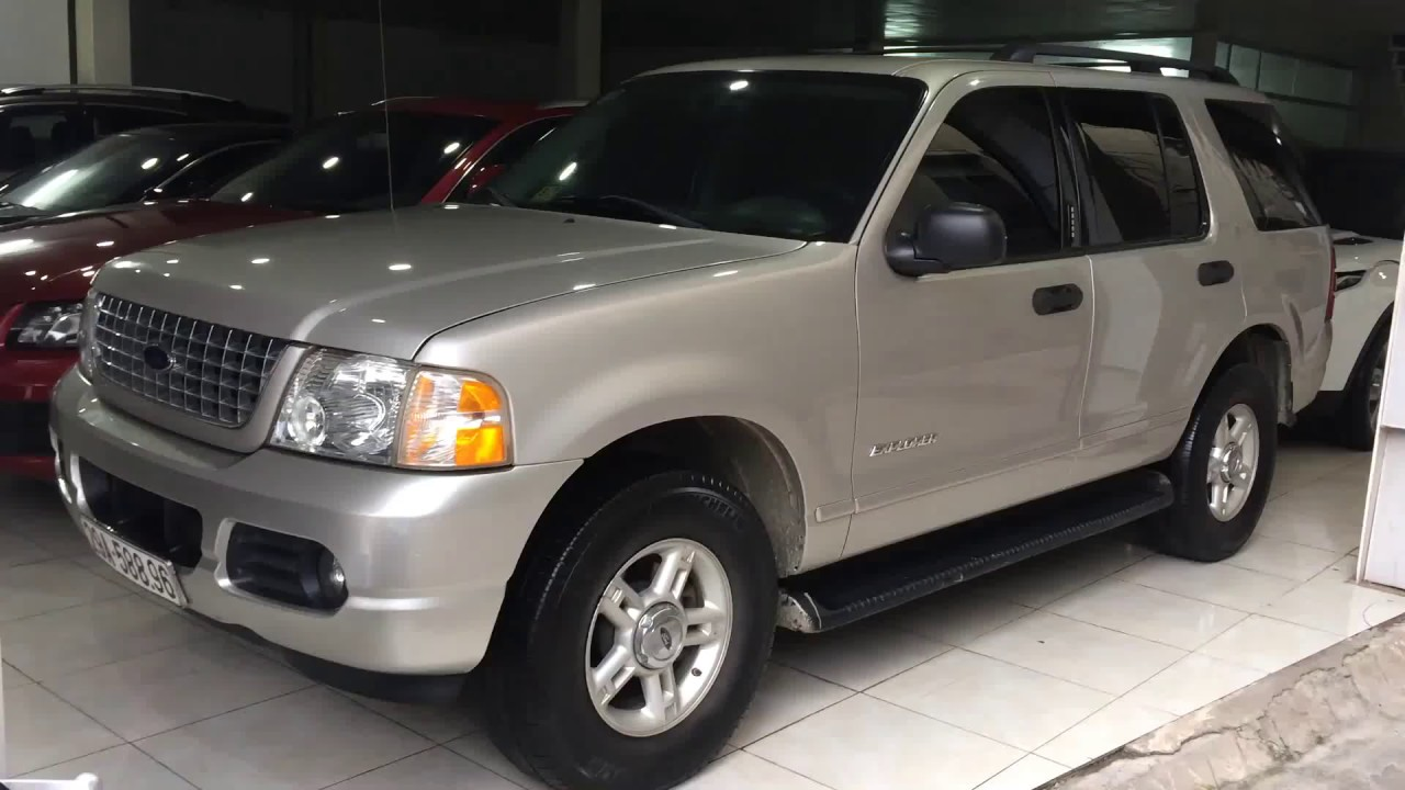 Otoxehoi.com – Ô tô cũ Ford Explorer 2004 đã qua sử dụng
