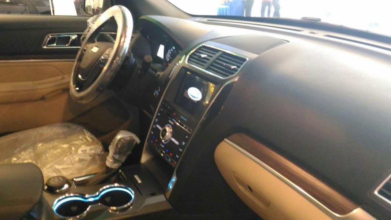 Ford Explorer 2017   Ford 7 Chỗ Explorer Nhập Khẩu Mỹ Giá Tốt Nhất-Explorer 7 Chỗ Giá Kịch Sàn