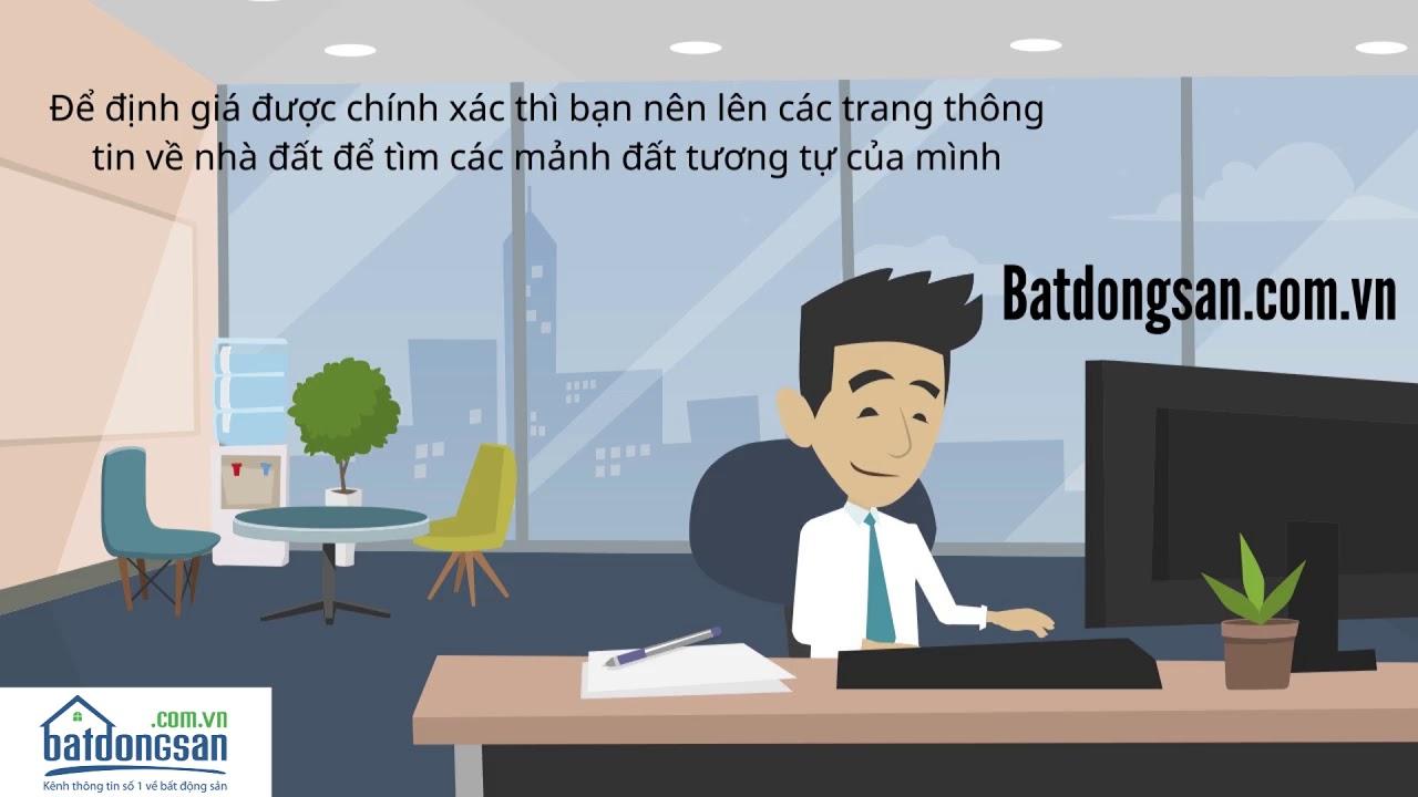 Bật mí 4 kinh nghiệm bán đất nhanh  [Batdongsan.com.vn]
