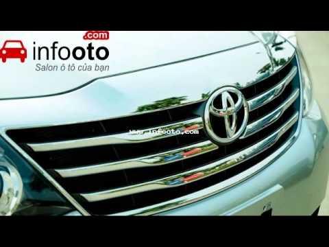 Toyota, Fortuner, ban xe fortuner, ban xe ô tô mới, Bán xe Toyota Fortuner – 2013 – 878 triệu