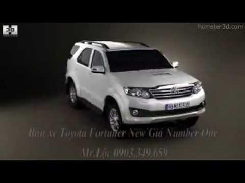 Bán xe Fortuner 2013 giá 860 triệu. Mr.Lộc 0903.349.659