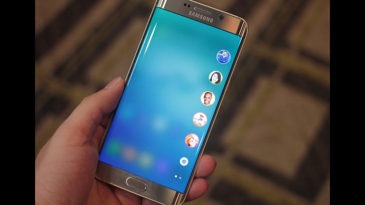 Trải nghiệm Samsung Galaxy S6 Edge Plus: thiết kế đẹp, thêm tính năng