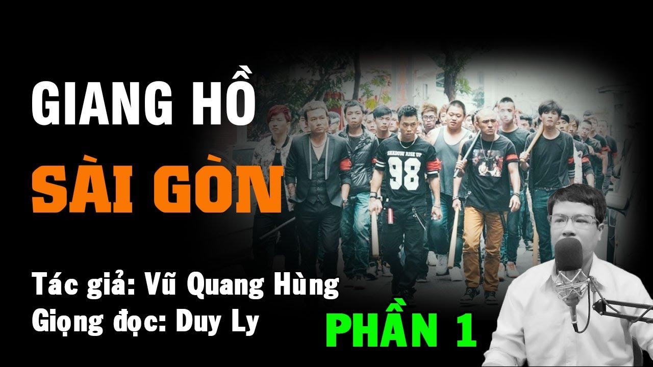 Giang hồ Sài Gòn (Phần 1) | Truyện ma Duy Ly