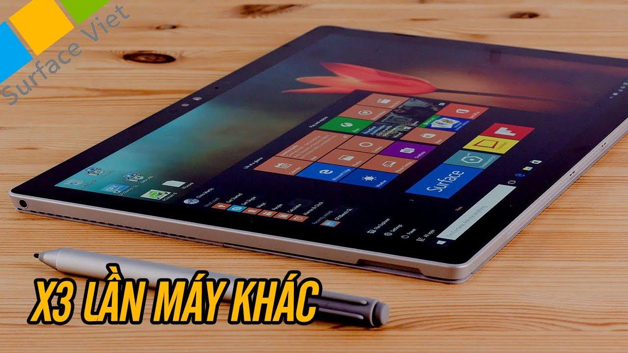 """Vì sao các máy Surface lại chạy nhanh """"SIÊU TỐC""""? SSD trên Surface là loại gì?"""