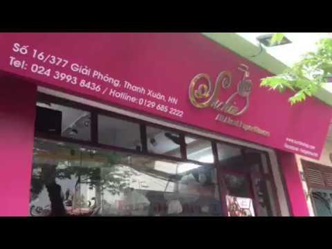 Hoa giấy Suchin -Thế giới Hoa Giấy tại Hà Nội