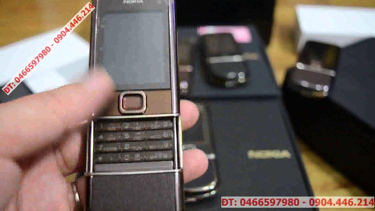 Cơn sốt Nokia 8800 Sapphire Arte Giá 1t8 tại VN