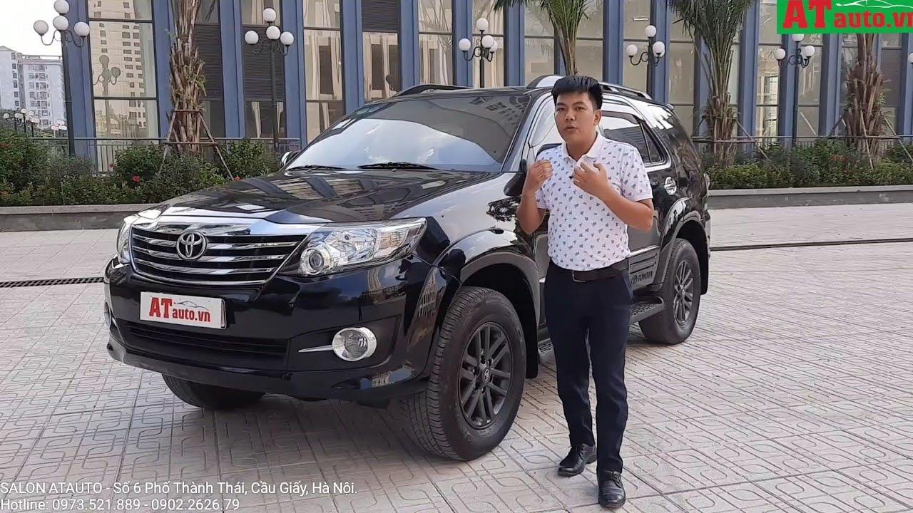 [XE ĐÃ BÁN] TOYOTA FORTUNER 2.7V 1 cầu sản xuất 2016 rất đẹp, xe đi chỉ 5 vạn Km.!