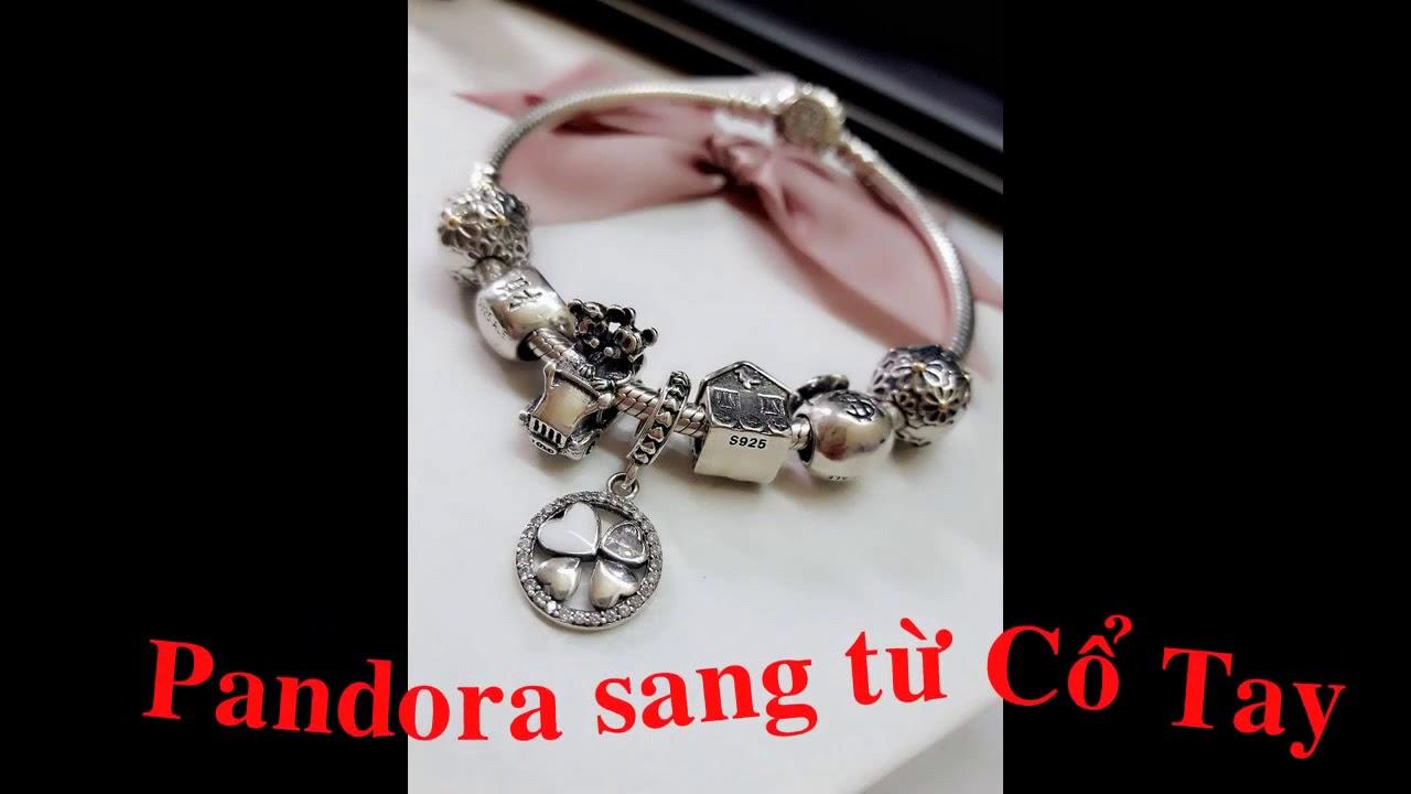 Bản sao của vòng pandora charm