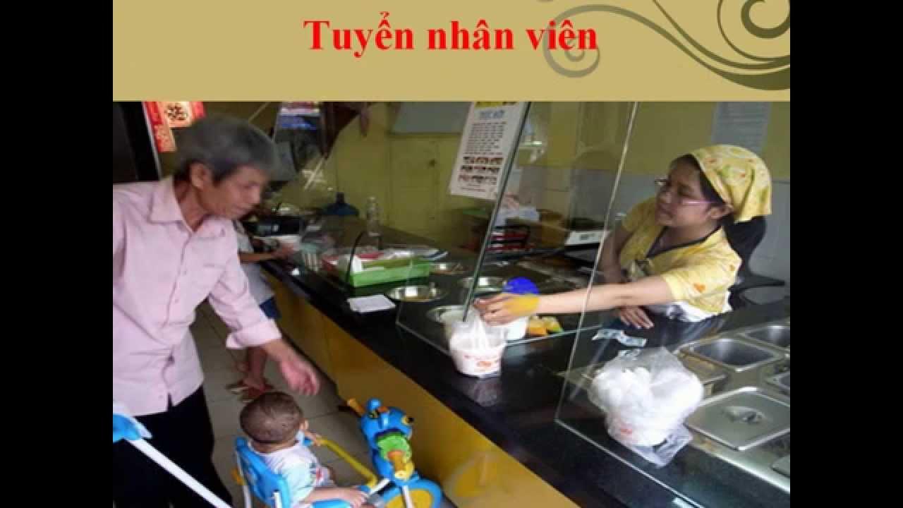 Khởi nghiệp kinh doanh – Mô hình mở quán cháo dinh dưỡng