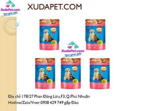 bán thức ăn chó mèo hcm – phụ kiện chó mèo – xudapet.com