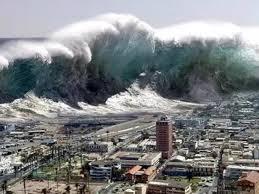 Mơ thấy sóng thần đánh con gì