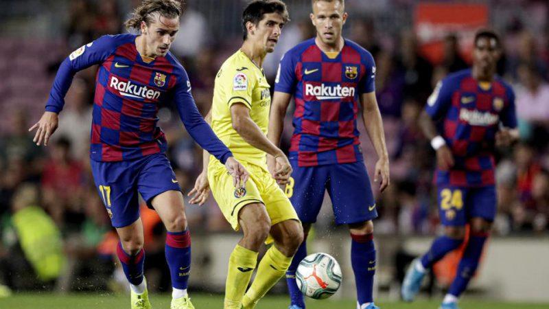 Barcelona sẽ có trận đấu đầu tiên của mùa giải với Villareal