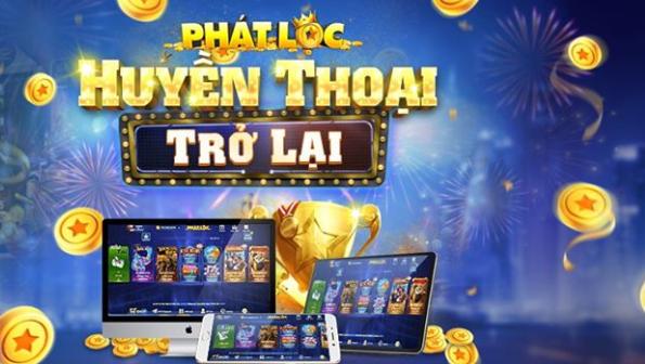 Phatloc – Game bài đổi thưởng siêu uy tín