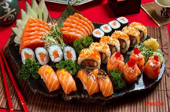 Có ý nghĩa thế nào khi mơ thấy món ăn sushi đặc biệt?